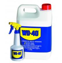 WD 40 con erogatore 5 litri
