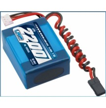 LRP VTEC LiPo 2200 RX-Pack small Hump - RX-only - 7.4V