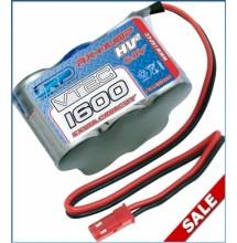 Batteria LRP  VTEC 1600 mAh 6,0 V