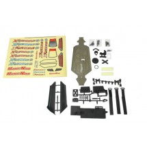 Kit trasformazione Brushless X3 Sabre
