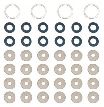 1:8 Scale Diff Shim Kit