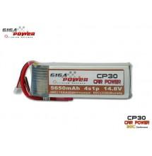 Batteria GigaPower CP30 14,8 V 5650 mAh 4S 30C 60C